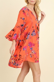 Umgee USA Babydoll Floral Dress - Other
