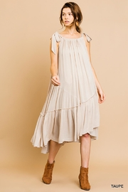 Umgee USA Beachy Dress - Product Mini Image