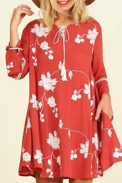 Shoptiques Product: Bell Sleeved Dress
