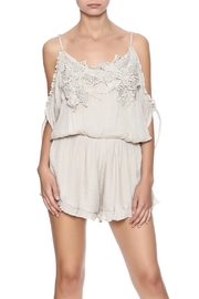 Umgee USA Boho Flow Romper - Front cropped