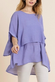 Umgee USA Boho Layered Tunic - Product Mini Image