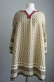 Umgee USA Boho Print Tunic - Product Mini Image
