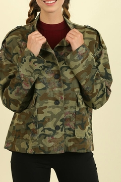 Shoptiques Product: Camo Up Jacket