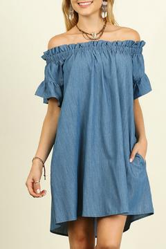 Shoptiques Product: Chambray Dress