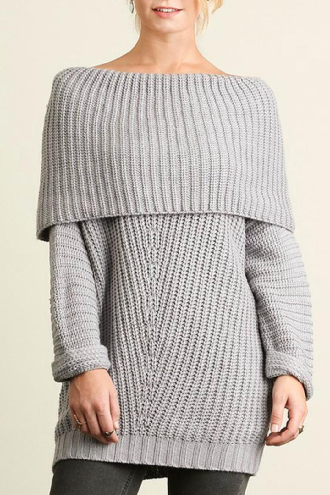 Umgee USA Chunky Ribbed Sweater from Illinois by Bella-gia ...