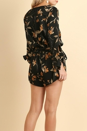 Umgee USA Classic Love Romper - Front full body