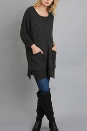 Umgee USA Cozy Tunic Sweater - Product Mini Image