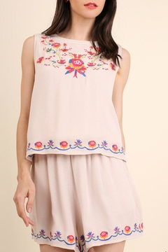 Shoptiques Product: Early Vacation Romper
