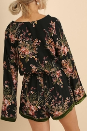 Umgee USA Fabulous In Floral - Front full body