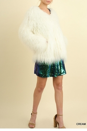 Umgee USA Faux Fur Jacket - Product Mini Image