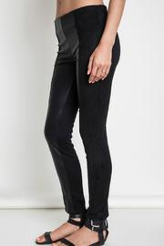 Umgee USA Faux Leather Leggins - Front cropped