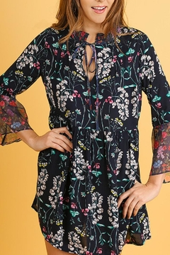 Umgee USA Floral Baby Doll Dress - Product List Image
