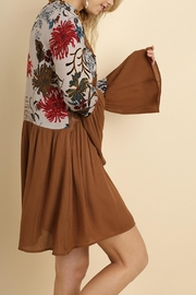 Umgee USA Floral Bell Sleeve - Other