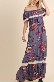 Umgee USA Floral Fabulous Dress - Product Mini Image