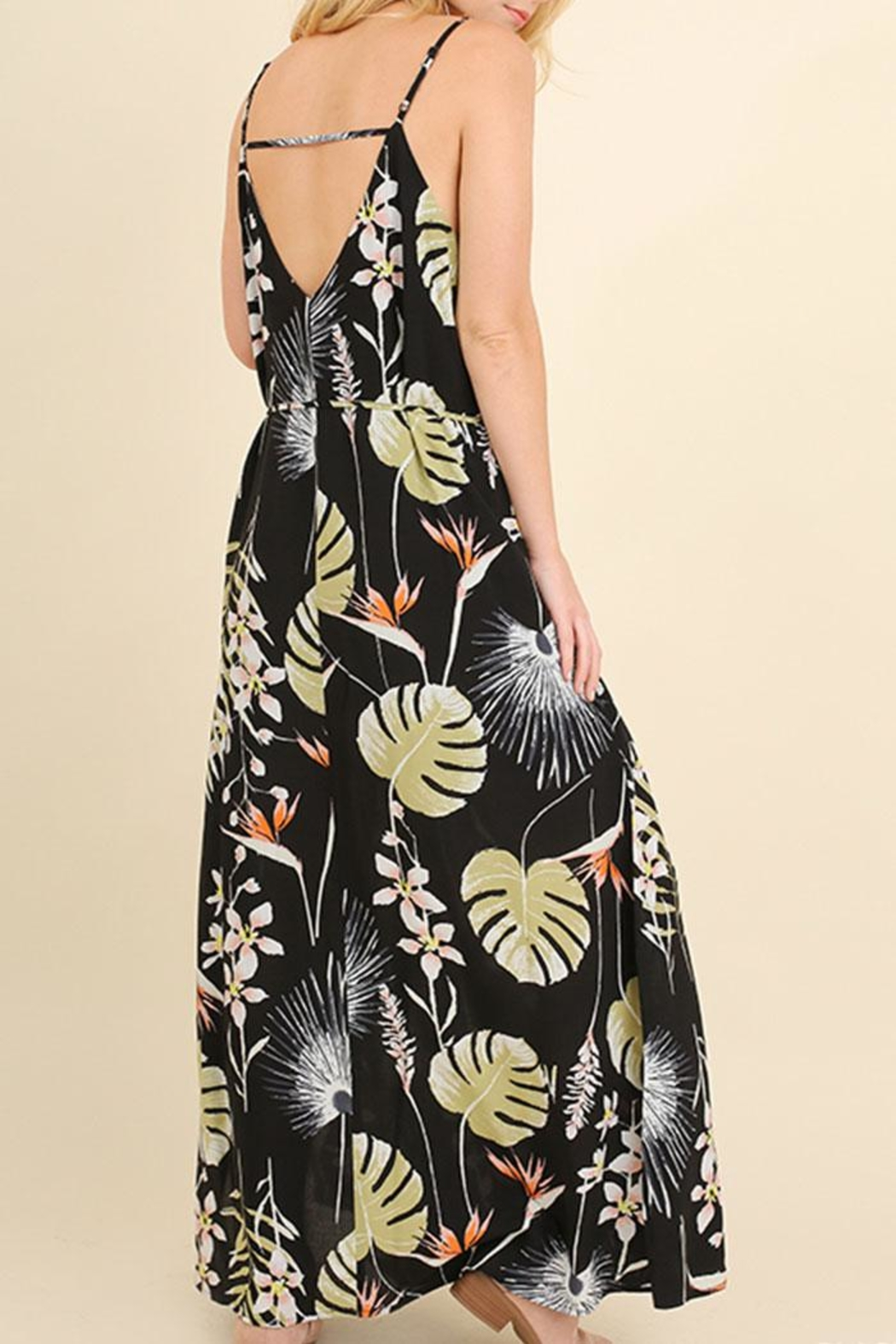 Umgee USA Floral Maxi Dress from California by Nadya's Closet ...