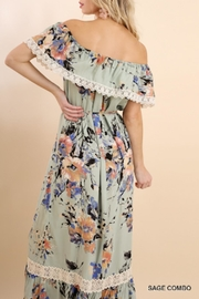 Umgee USA Floral Maxi Dress - Product Mini Image