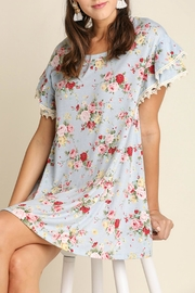Umgee USA Floral Print Dress - Other