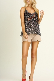 Umgee USA Floral Print Top - Product Mini Image