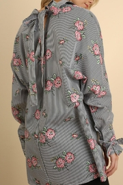 Umgee USA Floral & Striped - Back cropped