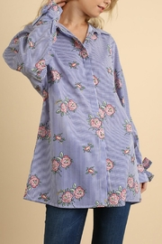 Umgee USA Floral & Striped - Side cropped