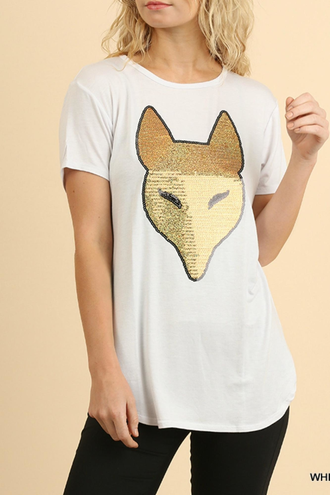 Umgee USA Fox Shirt - Main Image