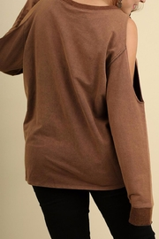 Umgee USA Long Sleeve Top - Side cropped