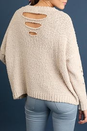 Umgee USA Get Caught Up Sweater - Front full body