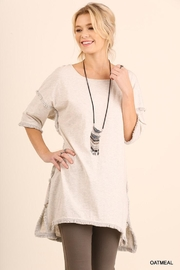 Umgee USA High Low Tunic - Product Mini Image