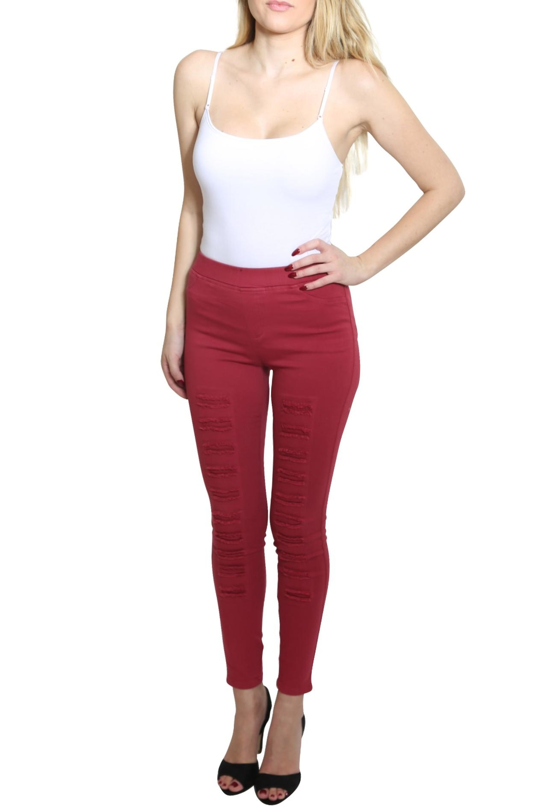 e15ce5cc76 Umgee USA High Waist Jeggings from Alabama by Infinity Boutique ...