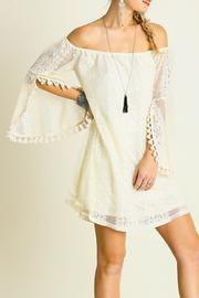 Umgee USA Lace Beauty Dress - Product Mini Image
