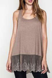 Umgee USA Lace Extender Tank - Product Mini Image