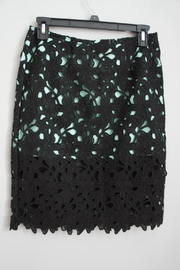 Umgee USA Lace Pencil Skirt - Product Mini Image