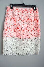 Umgee USA Lace Pencil Skirt - Front cropped