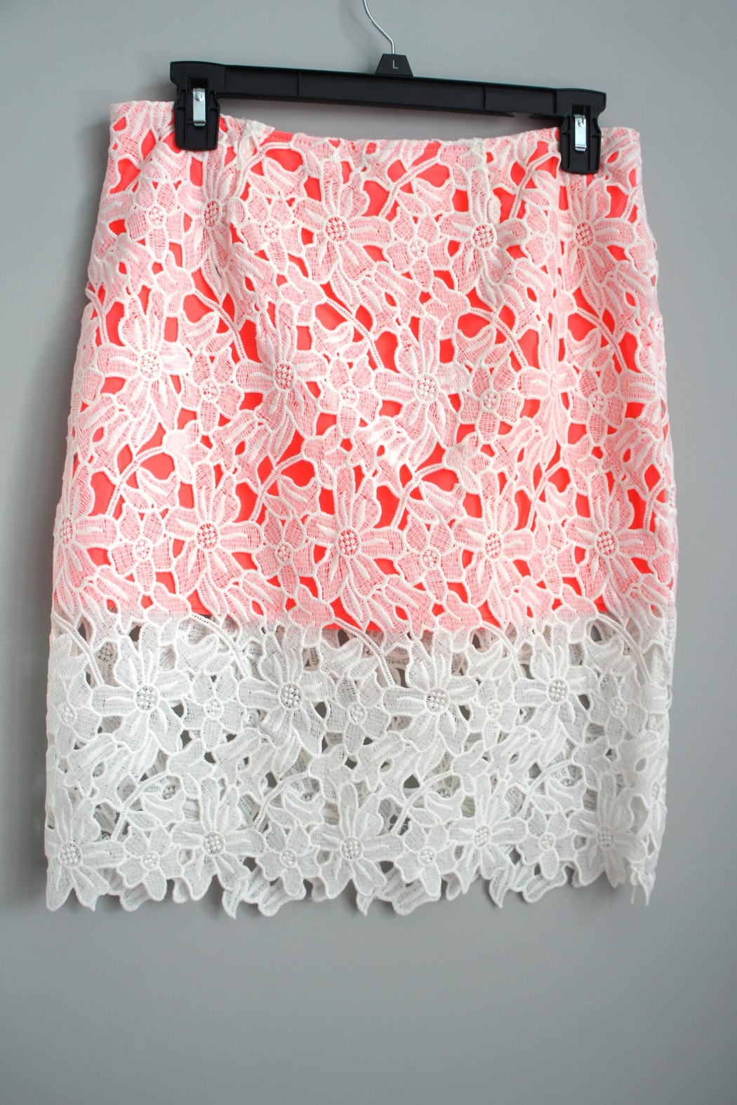 Umgee USA Lace Pencil Skirt - Main Image