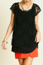 Umgee USA Lace Top - Product Mini Image