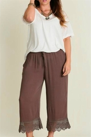 Umgee USA Lace Trip Gauchos - Other