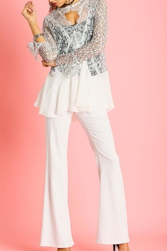 Umgee USA Lace Tunic Top - Product List Image