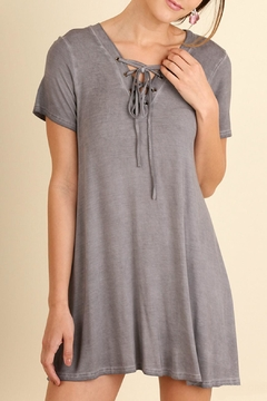 Shoptiques Product: Lace Up Tunic