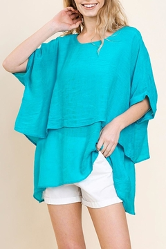 fed5cb037d1 Umgee USA Layered Tunic - Alternate List Image ...