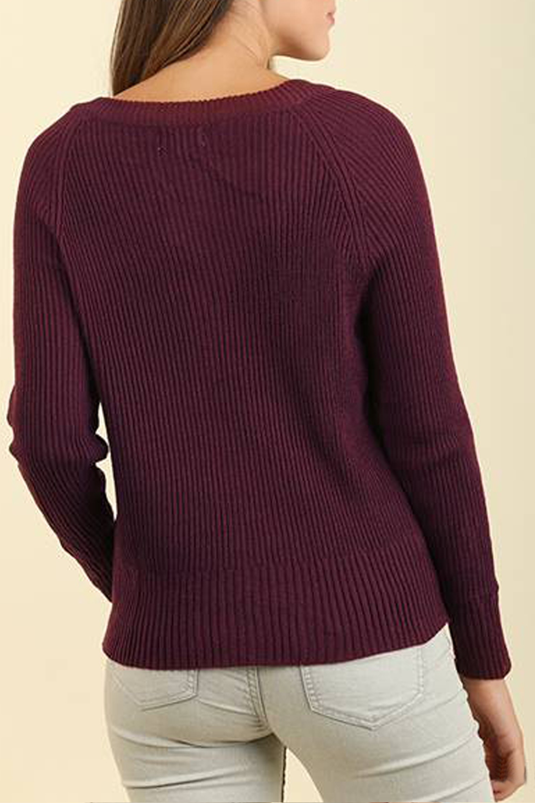 Umgee USA Long Sleeve Sweater from Colorado by Rock N' Roses ...