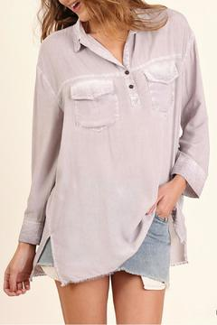 Shoptiques Product: Long Sleeve Tunic Top
