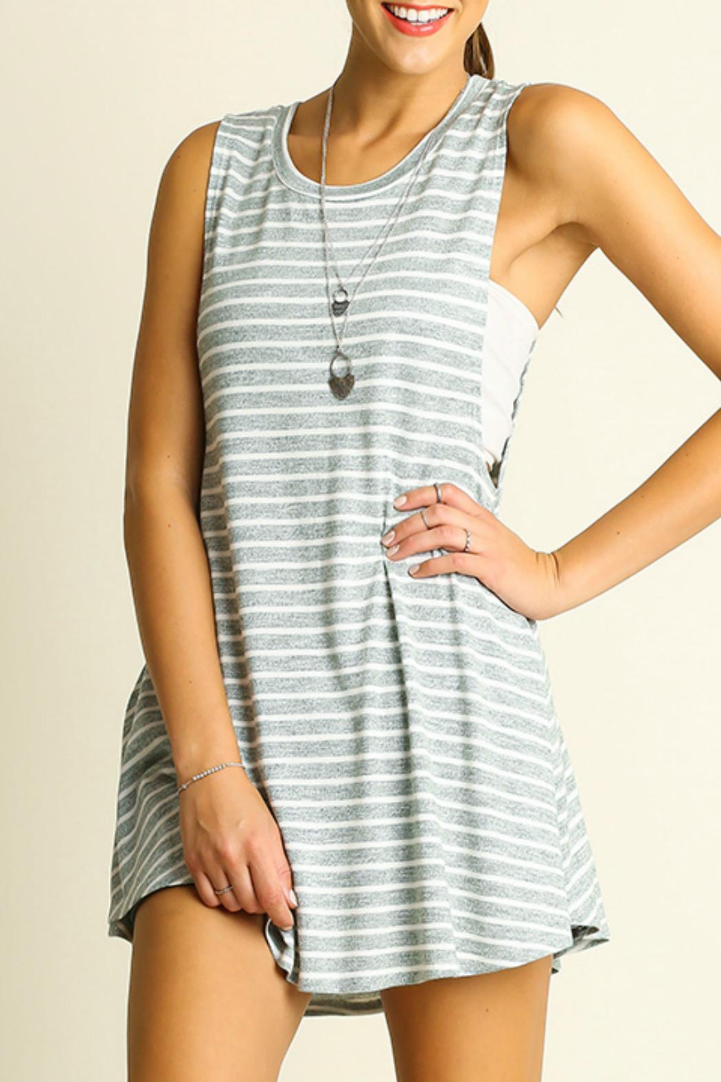 Umgee USA Low Side Tunic - Main Image