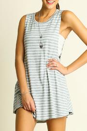 Umgee USA Low Side Tunic - Front cropped