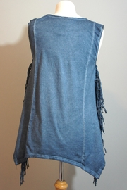 Umgee USA Mineral-Wash Fringe Tank - Product Mini Image