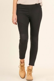 Umgee USA Moto Jegging - Product Mini Image