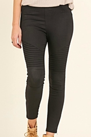Umgee USA Moto Stretch Pants - Product Mini Image