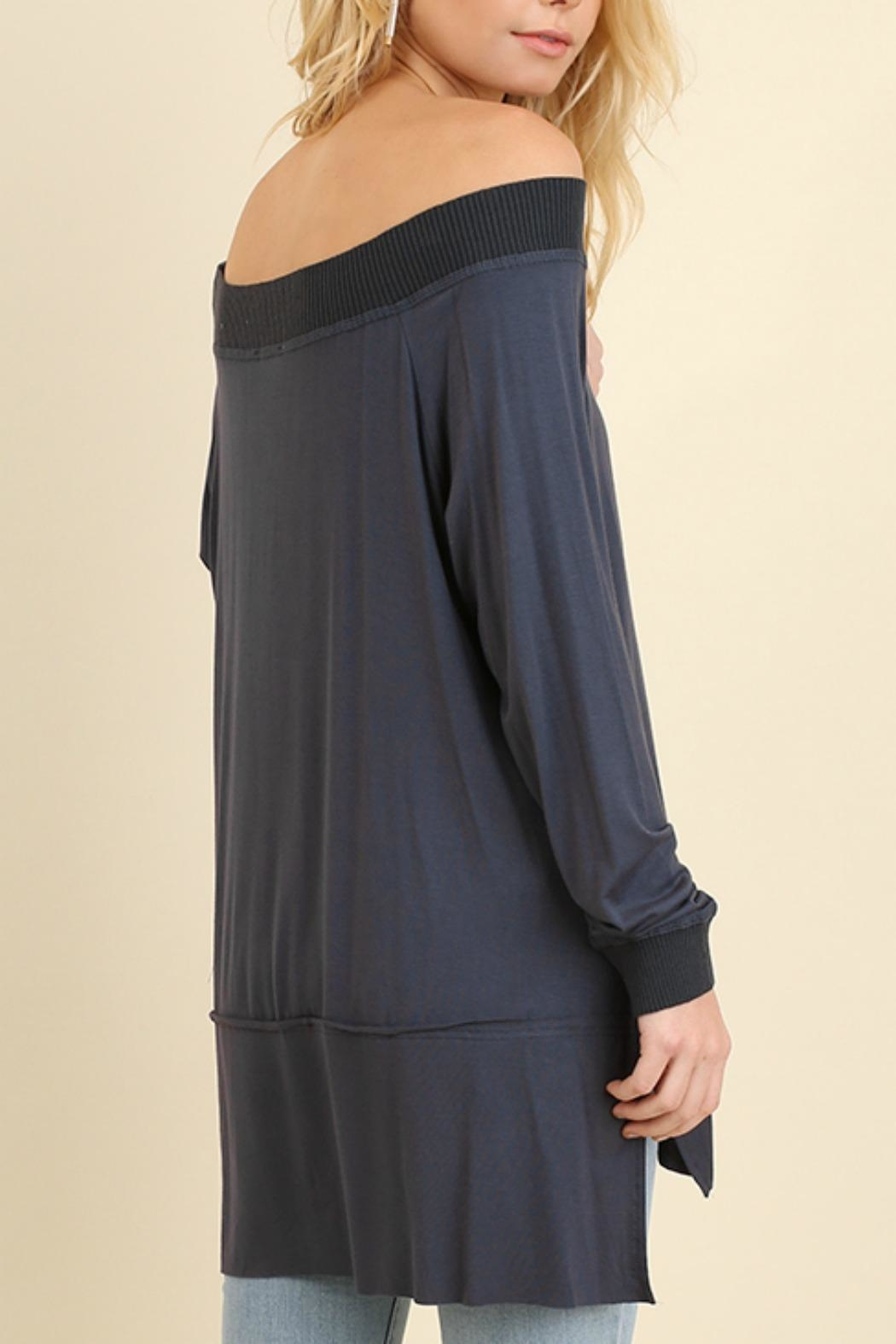 34241b59c7db7 Umgee USA Off-Shoulder Classy Top from Texas by BareTrees Boutique ...