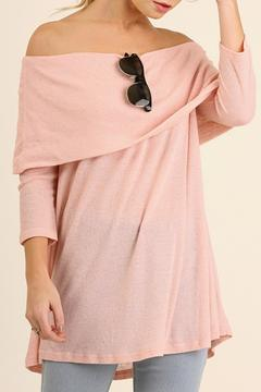 Shoptiques Product: Off Shoulders Tunic
