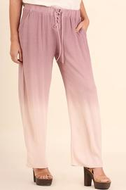 Umgee USA Ombré Pants - Front cropped