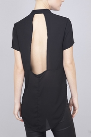 Umgee USA Open Back Top - Side cropped